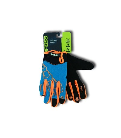 GUANTES FOSS LARGO TOUCH CON GEL