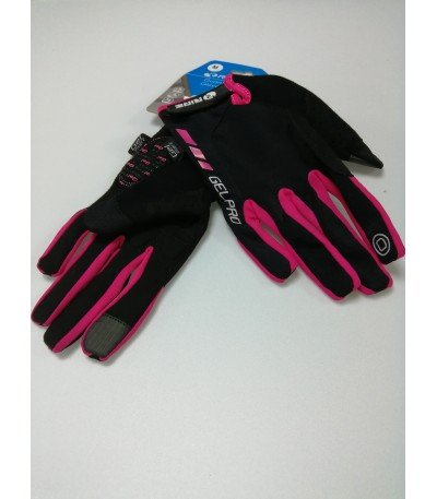 GUANTES RIDE LADY LARGO TOUCH