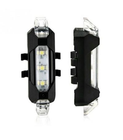LUZ DELANTERA USB 5 LED