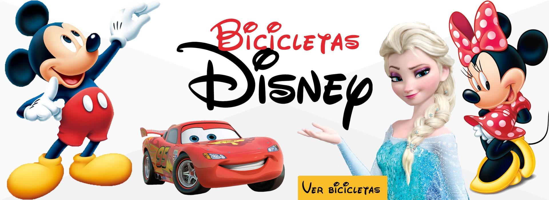 BICICLETAS DISNEY